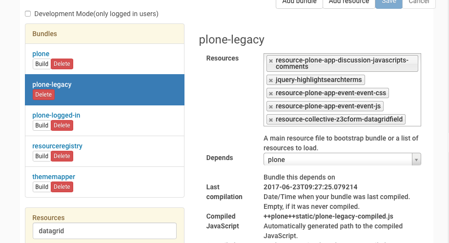 Markdown editor - Customizing Plone - Plone Community