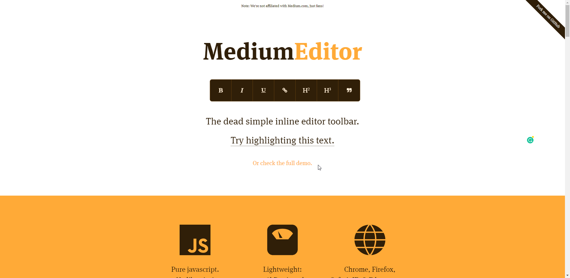 Medium-like editor for Plone (an alternative to TinyMCE) - Using