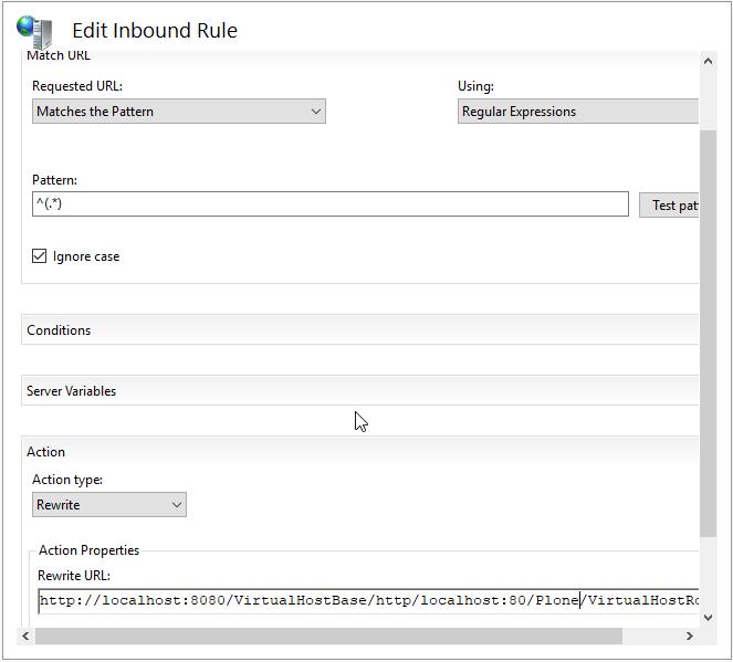 IIS Proxy in Windows 10 - Deployment & hosting - Plone Community